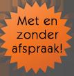 Kom langs, ook zonder afspraak in ons kapsalonin Sint-Truiden, Limburg